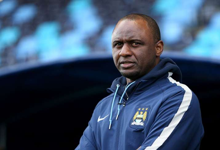 India Tv - Patrick Viera is one of the favourites to as he is Arsene's first choice