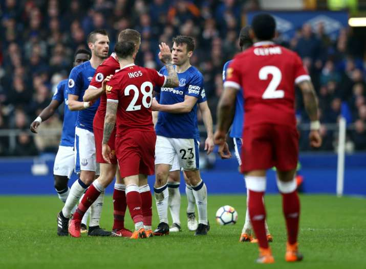India Tv - Everton wasted plenty of chances against Liverpool