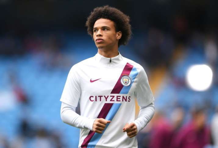 India Tv - Leroy Sane won the Young PFA Player of the Year award