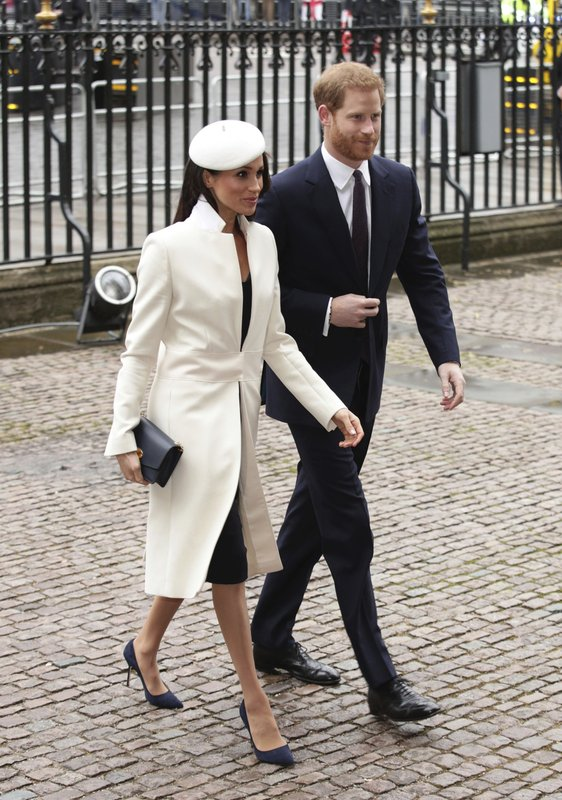 India Tv - Harry and Markle were greeted with screams and shouts from some members of the public when they arrived at the venerable abbey at the March 12 event.