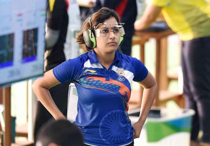 India Tv - Shooting: Heena Sidhu