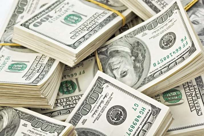 Remittances to India dropped by USD 8.5 billion between