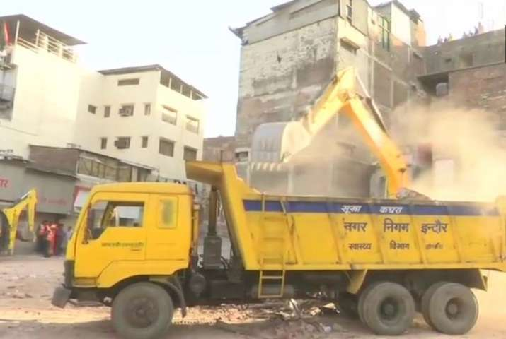 Indore building collapse: Death toll rises to 11, several
