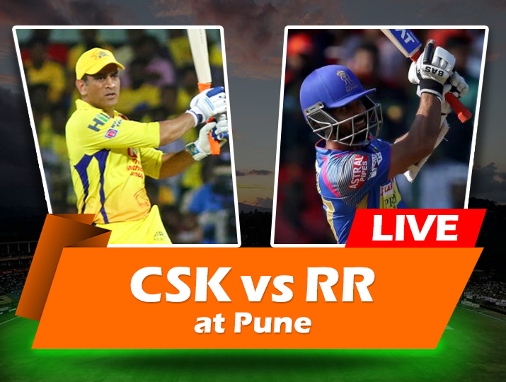 Live Cricket Streaming Rr Vs Csk When And Where To Watch