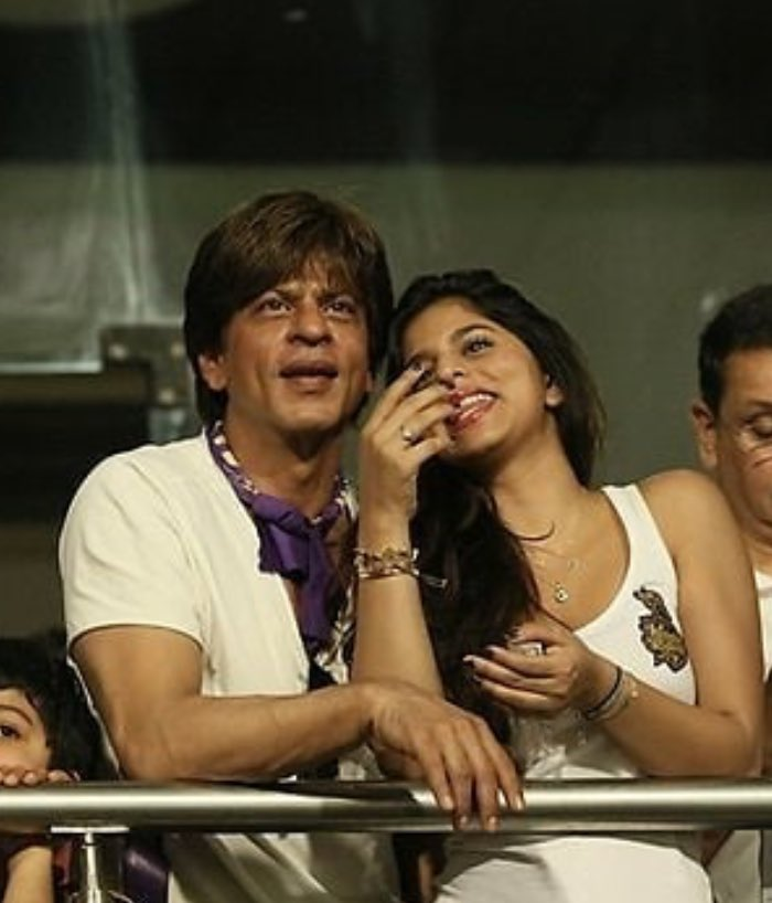 India Tv - Shah Rukh Khan, Suhana Khan