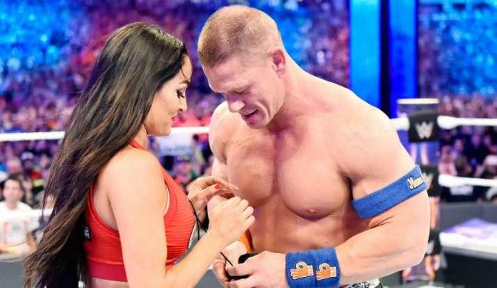 Nikki Bella And John Cena Wedding.John Cena Breaks Ties With Fiancee Nikki Bella Three Weeks Before
