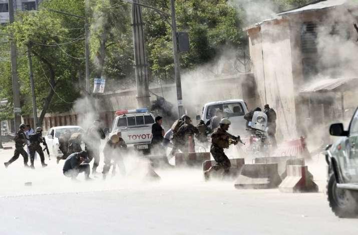 India Tv - Kabul blast