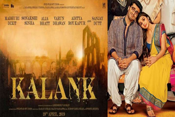 This Is How Alia Bhatt And Varun Dhawan's Kalank Is Linked