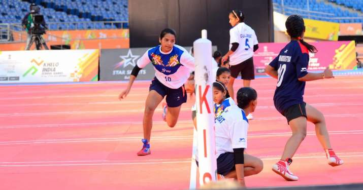 Central govt had recently organised Khelo India Games to
