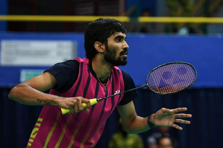 India Tv - Badminton: Kidambi Srikanth