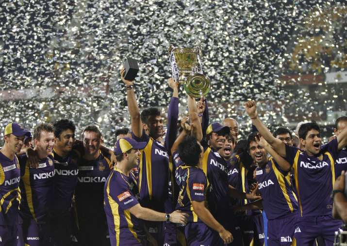 India Tv - Kolkata Knight Riders won the trophy for the first time in 2012.