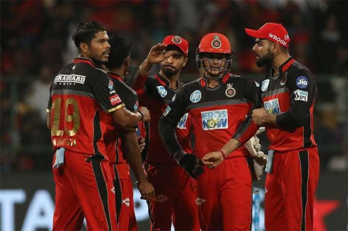 Virat Kohli RCB RCB vs KKR IPL 2018