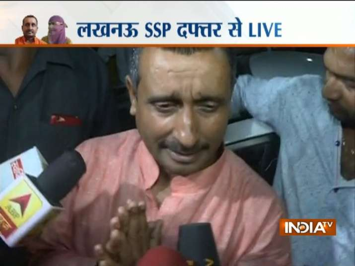 Unnao rape case LIVE updates: Kuldeep Sengar reaches