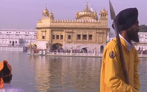 India Tv - Baisakhi,VaisakhiorVasakhiis a sacred festival of Sikhs, which is celebrated every year on April 13or14. It is celebrated with muchfervourin Punjab andHaryana.