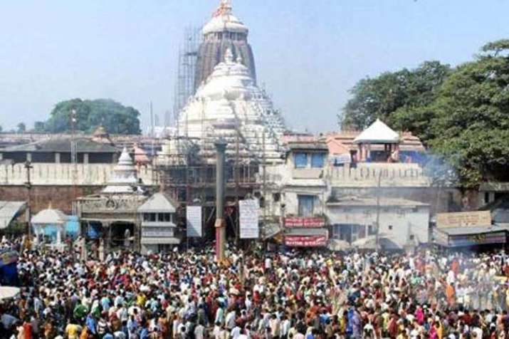 Lord Jagannath Temple's treasury to be inspected on April 4.