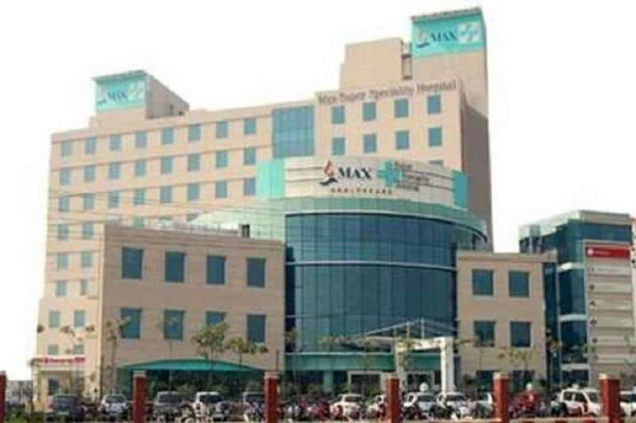 The licence of Max Hospital, Shalimar Bagh was