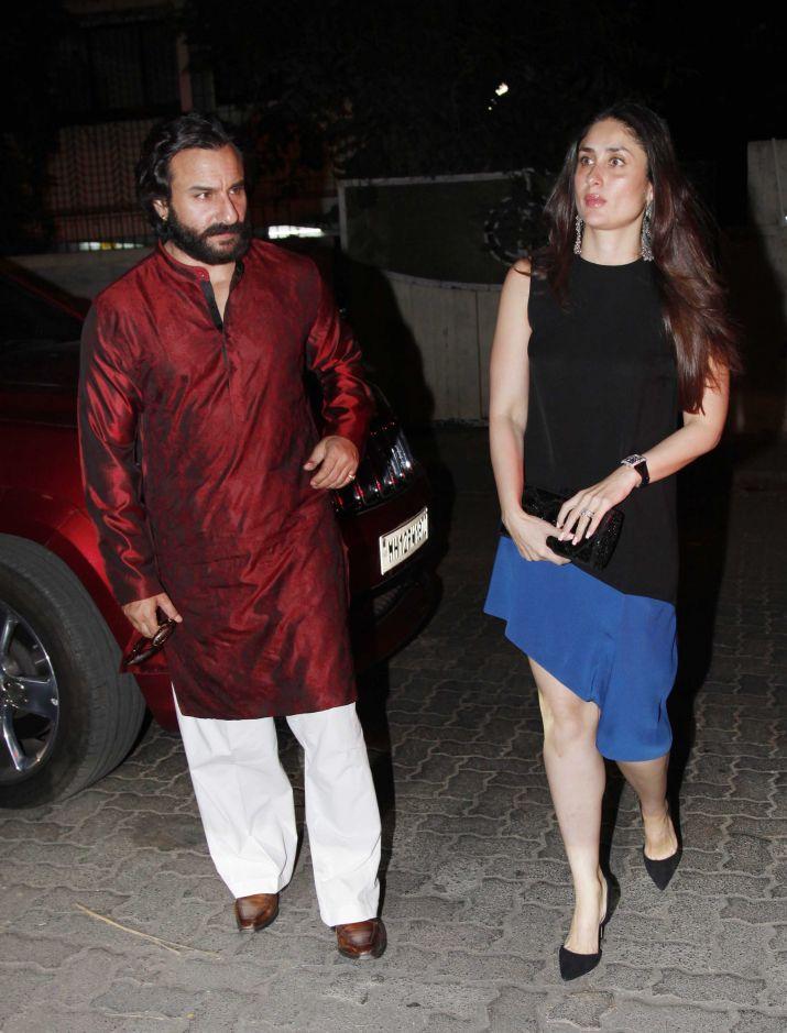 India Tv - Kareena Kapoor Khan and Saif Ali Khan