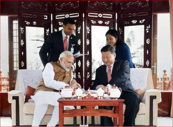 Modi, Jinping want quiet border, to guide armies on