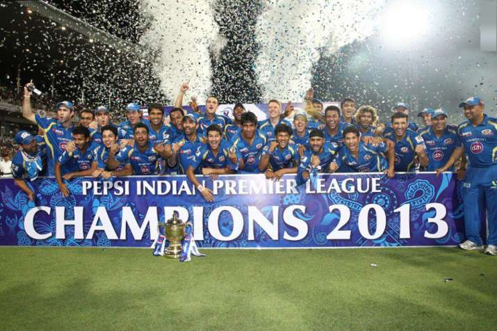 India Tv - Mumbai Indians won the trophy for the first time in 2013.