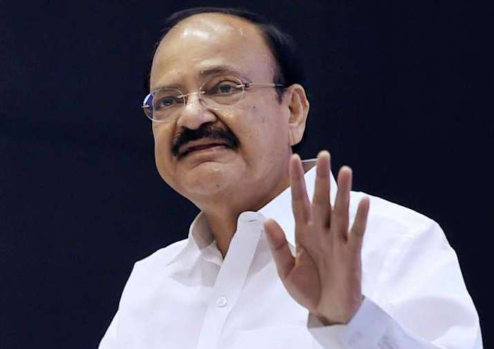 Venkaiah Naidu begins consultations on impeachment notice