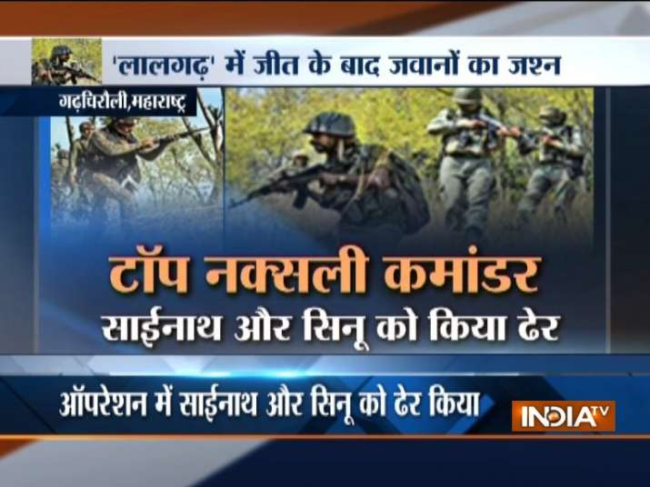 11 more dead Maoists recovered in Maharashtra river; death