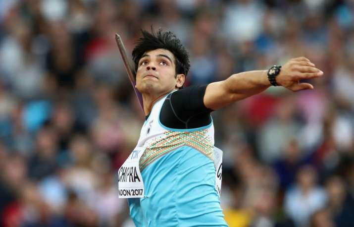 India Tv - Athletics: Neeraj Chopra