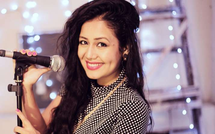 Neha Kakkar There S A Drama Queen In Me Celebrities News India Tv