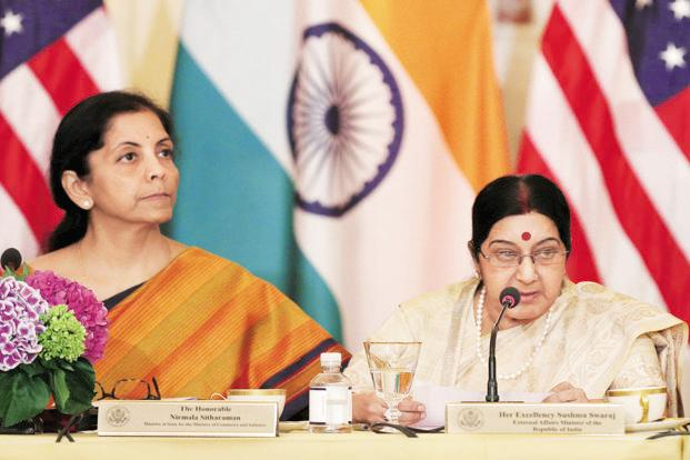 EAM Sushma, Def Min Sitharaman scheduled to be in China on
