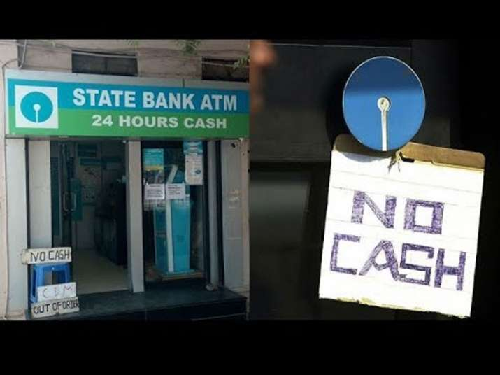 No cash in ATMs: Government to up printing of Rs 500 notes