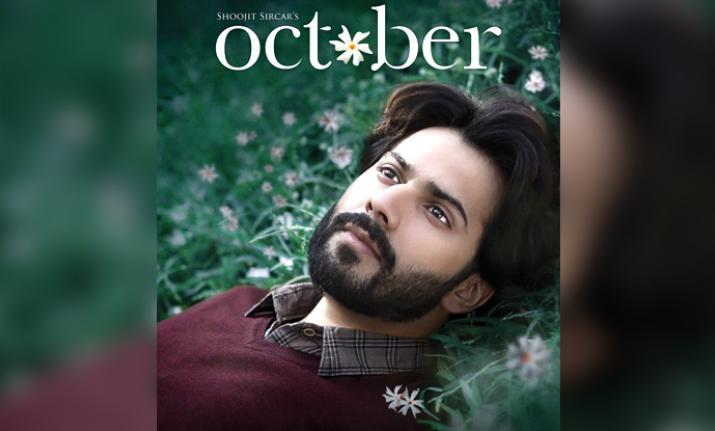 Varun Dhawan, October