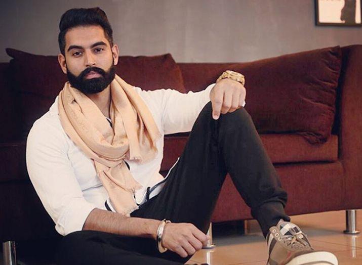 File photo of Punjabi singer Parmish Verma