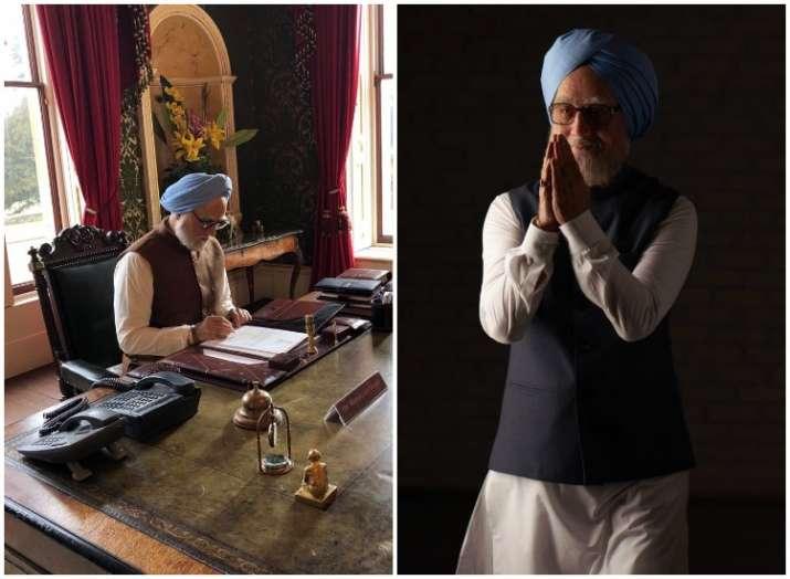 Anupam Kher in Manmohan Singh biopic