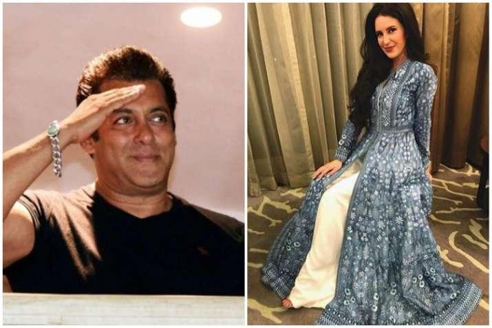 Salman Khan, Isabelle Kaif