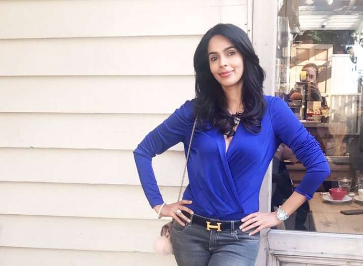 India Tv - Mallika Sherawat says India has become 'land of gang rapists' from 'land of Gandhi'