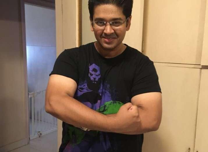 Milap Zaveri loses 36 Kgs in 8 months