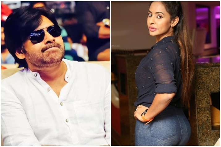 Sri Reddy back in news again
