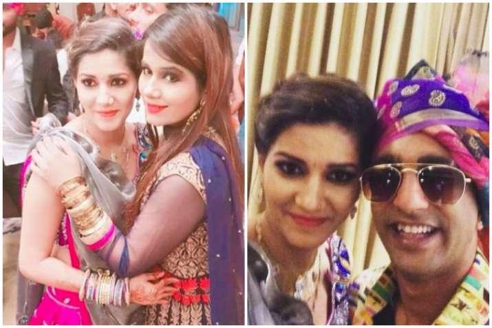 Arshi Khan, Akash Dadlani,Sapna Chaudhary