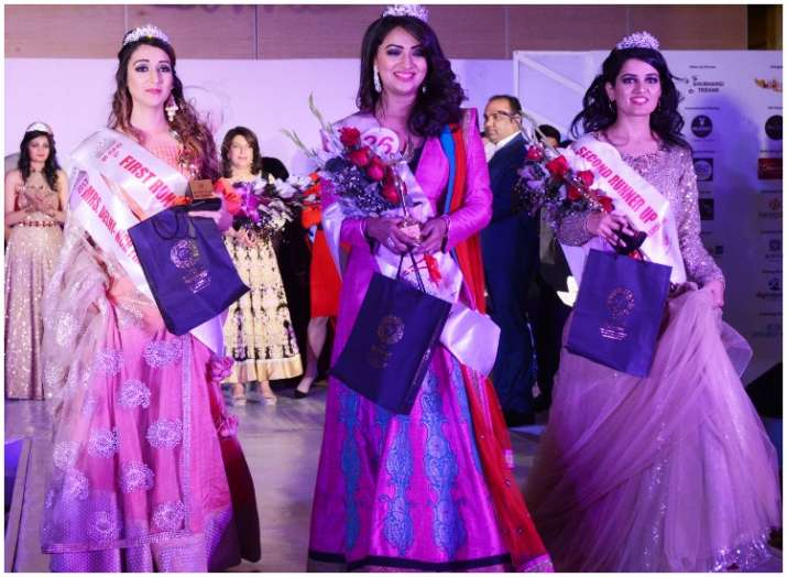 Akanksha Gupta and Shelly Soni win Mrs Delhi-NCR 2018