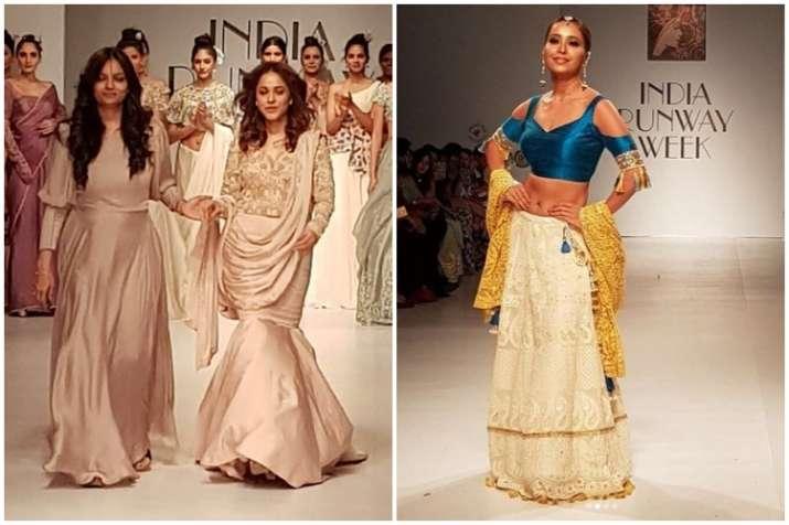Image result for kavita aggarwal in india runway week 2018