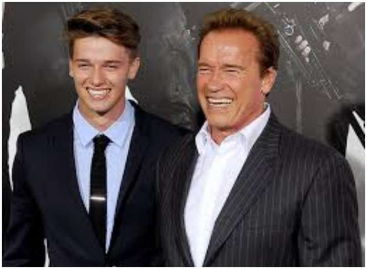 Here's what Arnold Schwarzenegger's told his son ahead of