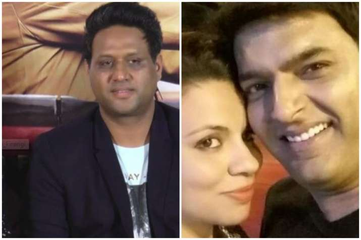 Kapil Sharma,Preeti Simoes