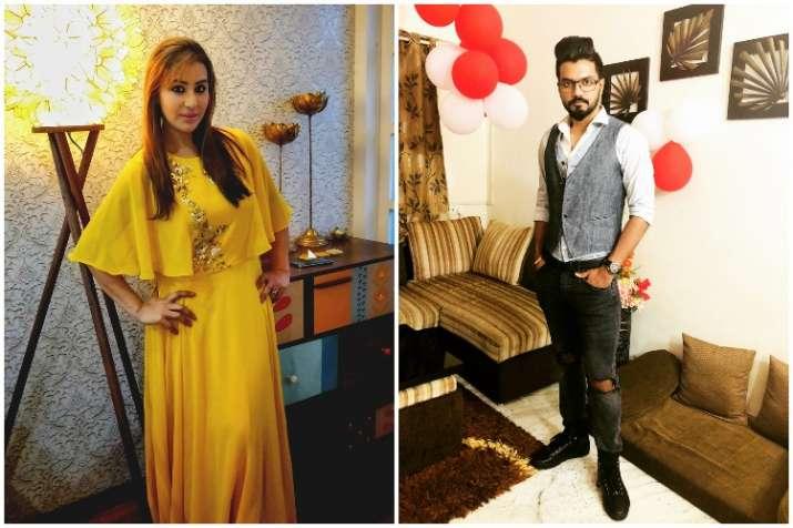 Hina Khan S Boyfriend Rocky Jaiswal Rants Against Shilpa Shinde And