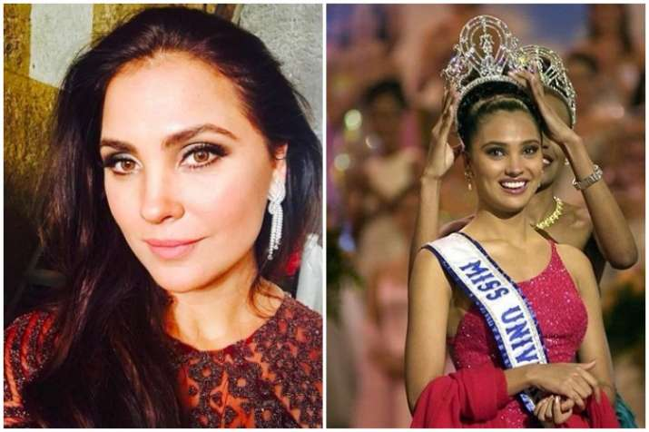 Lara Dutta remembers the 'unforgettable experience' of returning to India as Miss Universe 2000