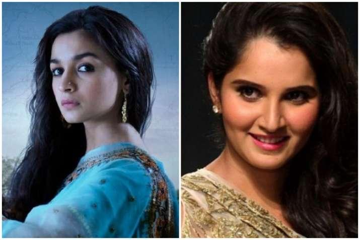 Alia Bhatt,Sania Mirza