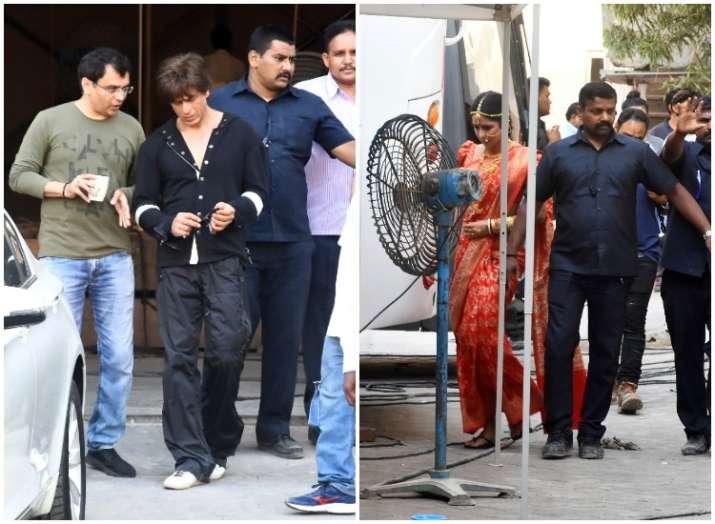 Zero Shah Rukh Khan Katrina Kaif resume shooting