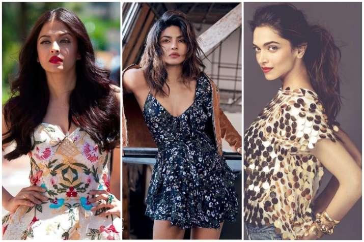Aishwarya Rai Priyanka Chopra And Deepika Padukone Among Most Admired Women In The World Celebrities News India Tv