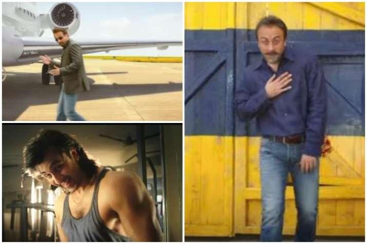 Sanju teaser, Ranbir Kapoor