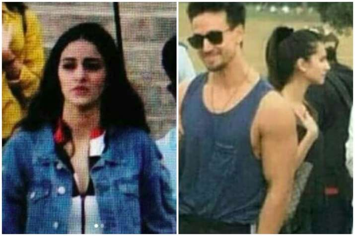 Tiger Shroff, Ananya Panday and Tara Sutaria