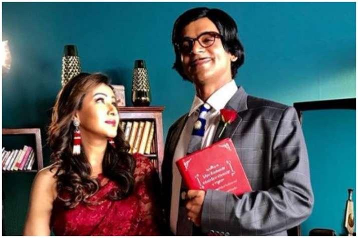 Sunil Grover and Shilpa Shinde