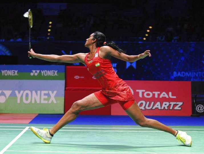 India Tv - Badminton: PV Sidhu